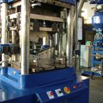 Officina costruzione macchinari